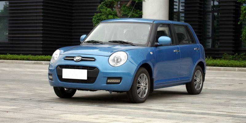 Автомобиль Lifan Smily 330