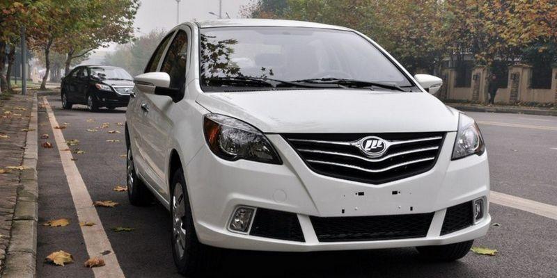 Автомобиль Lifan Celliya