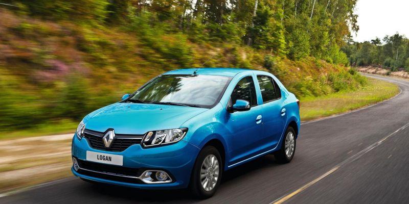 Бюджетный  Renault Logan 2