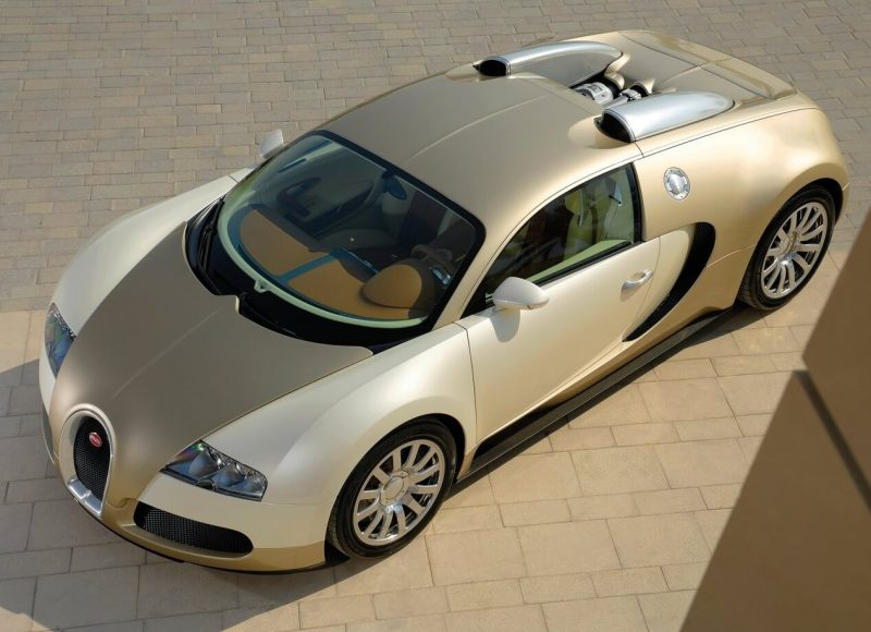 Bugatti Veyron гиперкар