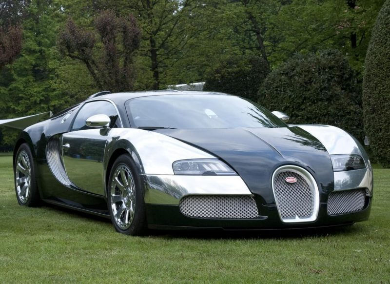 Veyron L'edition Centenaire