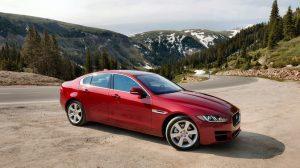 Обновленный Jaguar F-Type: первые фотографии