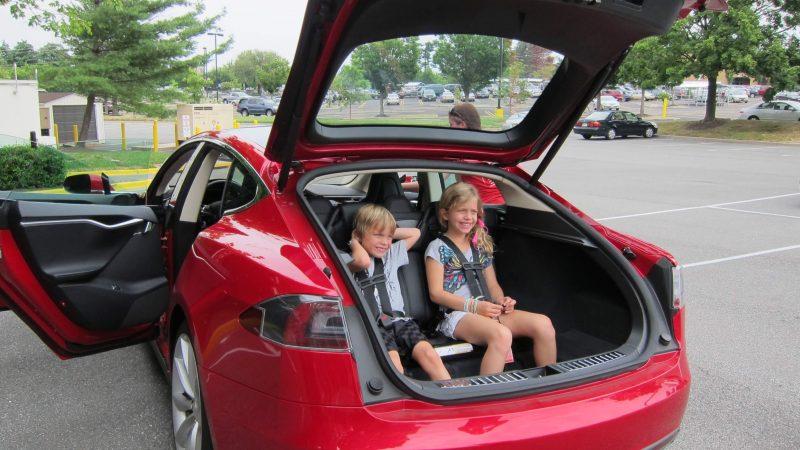 Кресла для детей в Тесла
