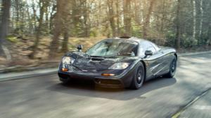 McLaren представил машины, которые нельзя купить