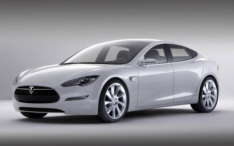 Concept Tesla Model S