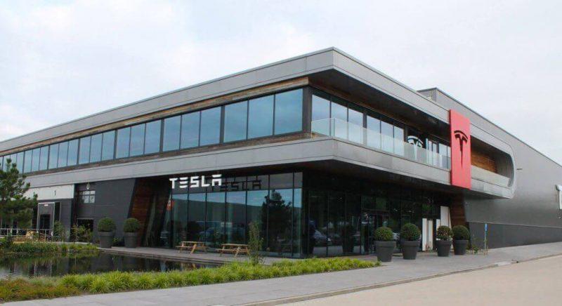 Тесла в Тилбурге