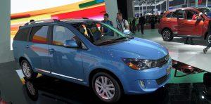 Шанхайский автосалон 2019: чем удивила Chery?