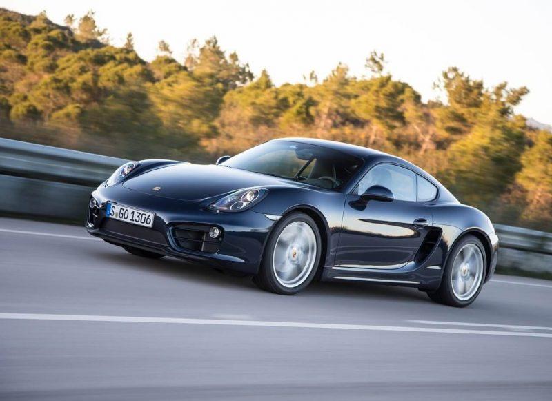 Porsche Cayman суперкар