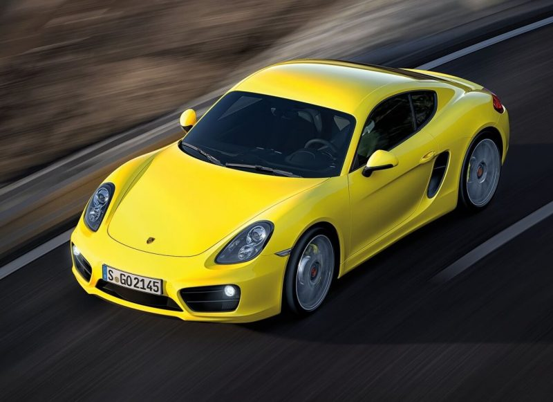 Авто Porsche Cayman