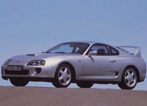 Тойота Супра МК4 1996 года