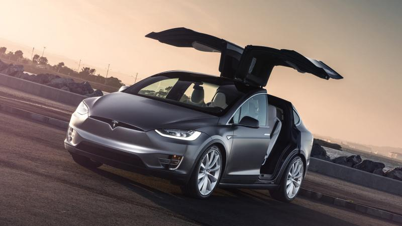 Фотография Tesla Model X