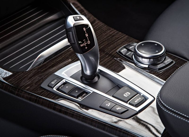 BMW X3 коробка передач