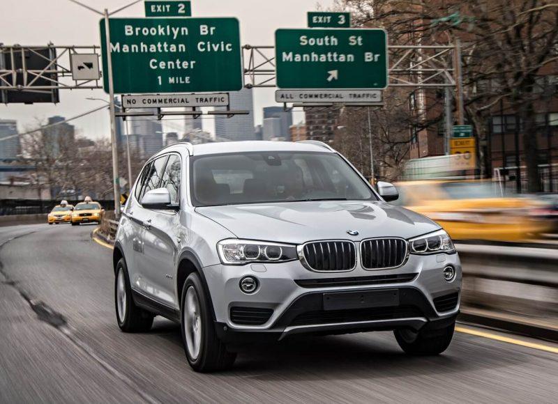 Фото автомобиля BMW X3