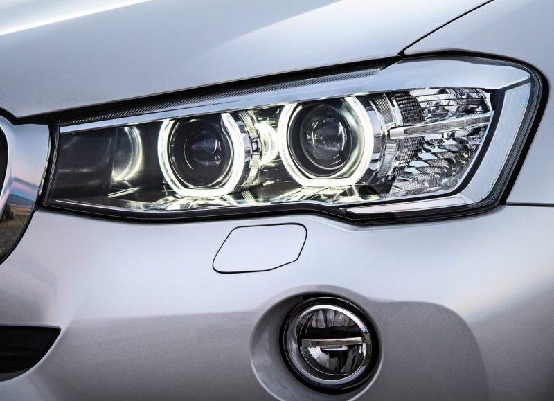 Фото BMW X3 2014