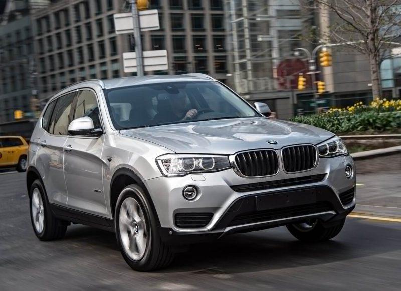 Фото авто BMW X3