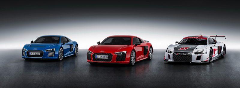 Автомобиль второго поколения на автошоу в Женеве