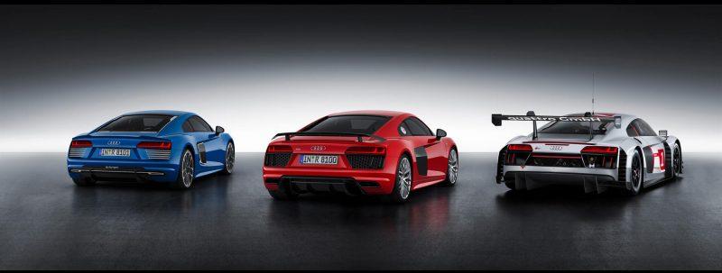 Audi R8 фото авто