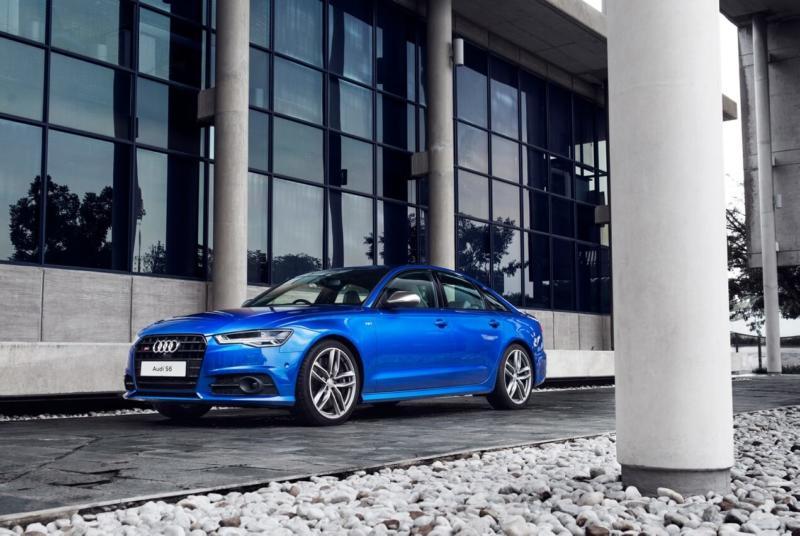 Авто Audi S6