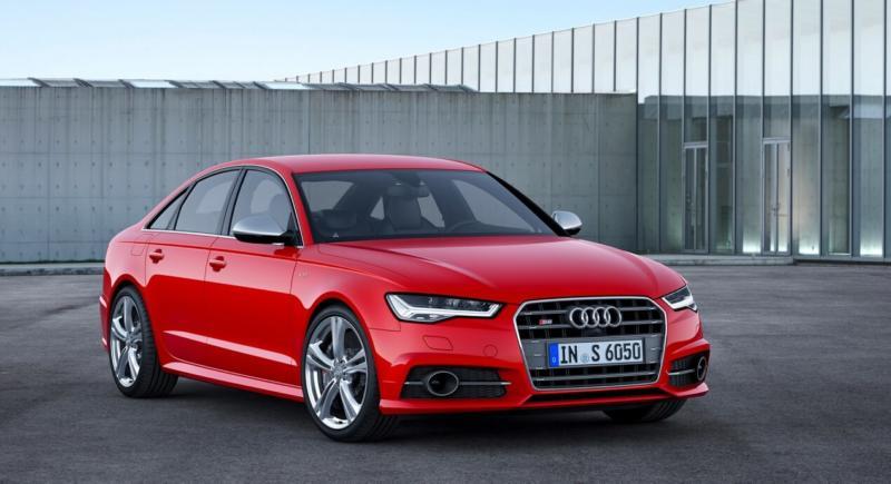 Фото авто Audi S6