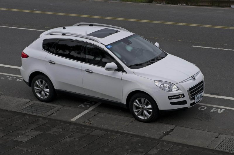 Авто Luxgen 7 SUV