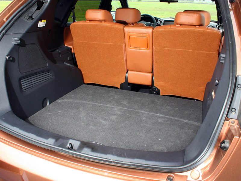 Багажник Luxgen 7 SUV
