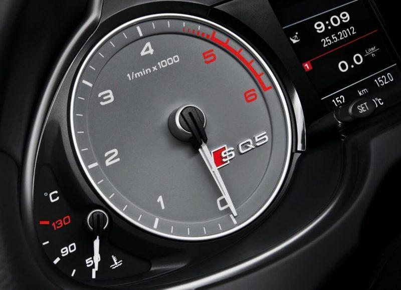 Панель приборов Audi SQ5