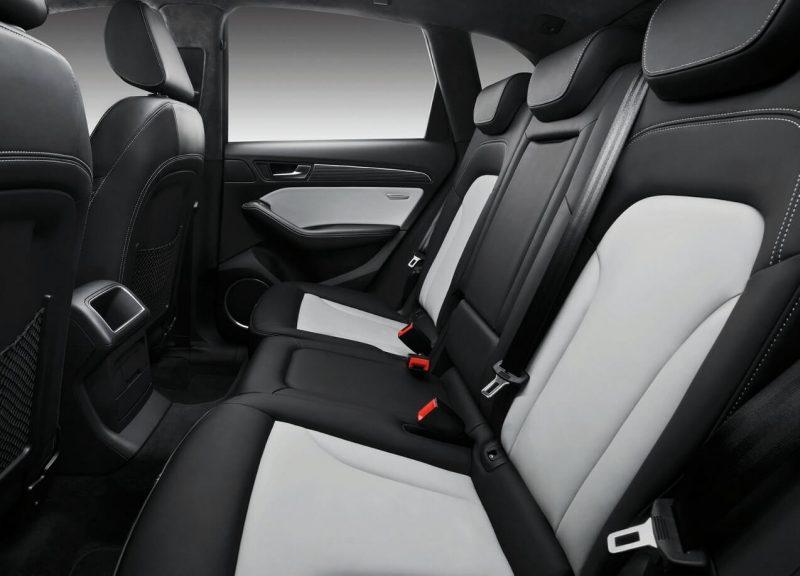 Audi SQ5 салон