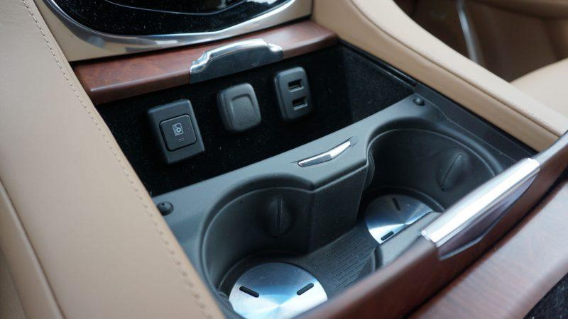 Подстаканник Cadillac Escalade