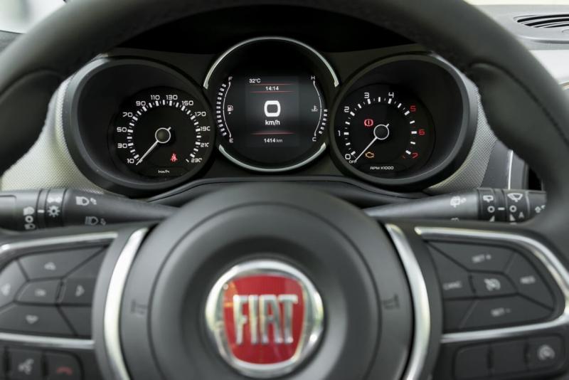 Панель приборов Fiat 500L