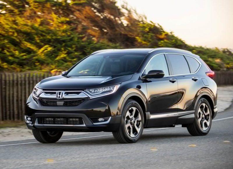 Honda CR-V кроссовер