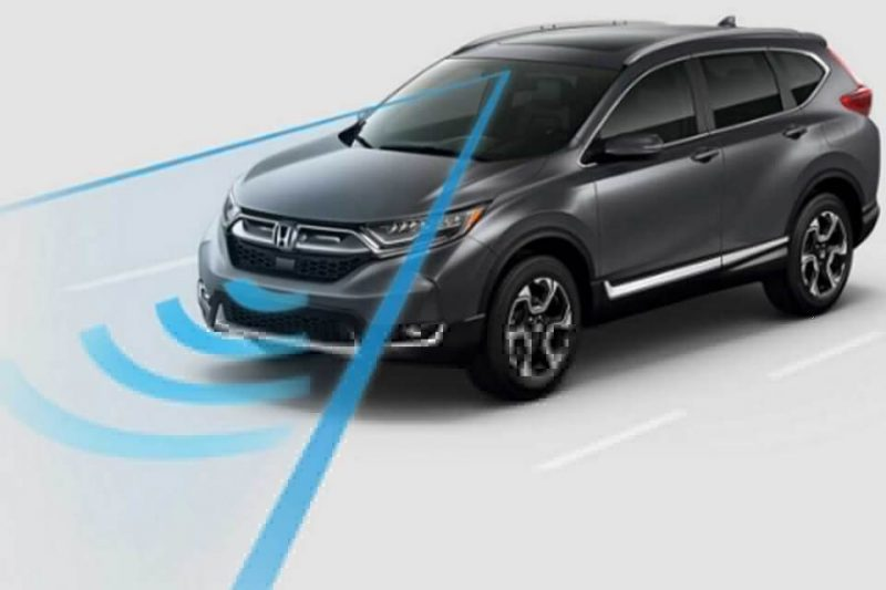 Honda CR-V безопасность