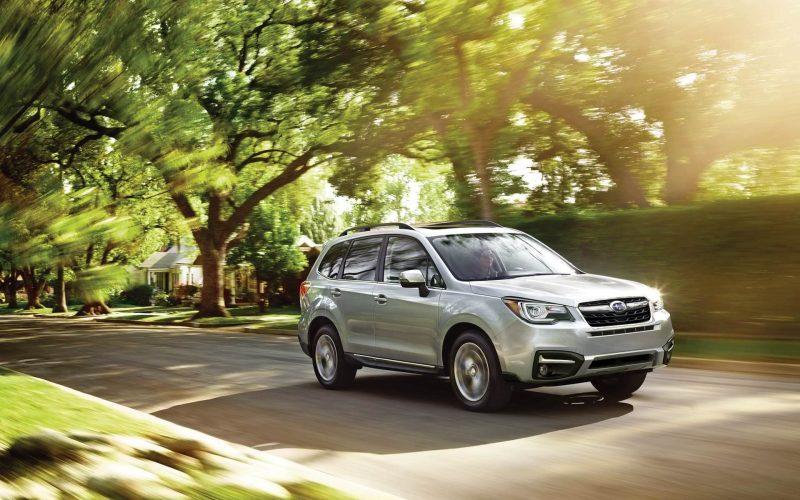 Новый Subaru Forester 4