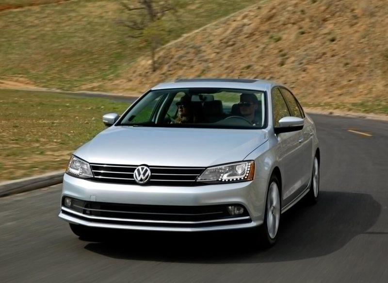 Авто Volkswagen Jetta 6