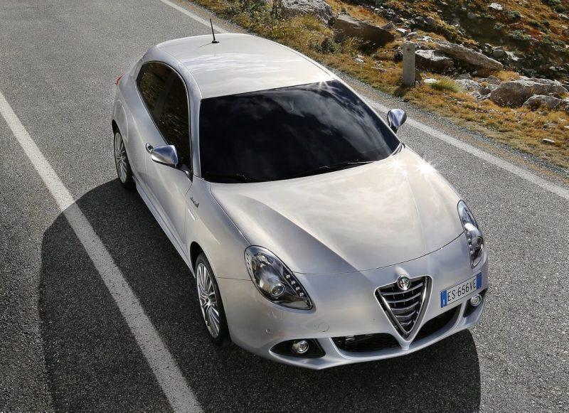 Новый Alfa Romeo Giulietta