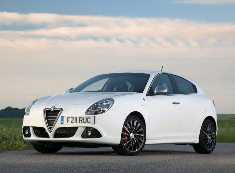 Авто Alfa Romeo Giulietta