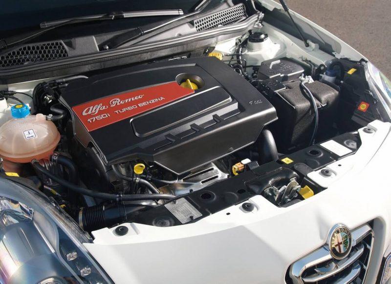 Alfa Romeo Giulietta двигатель