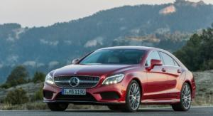 Автомобиль Mercedes-Benz GLE Coupe