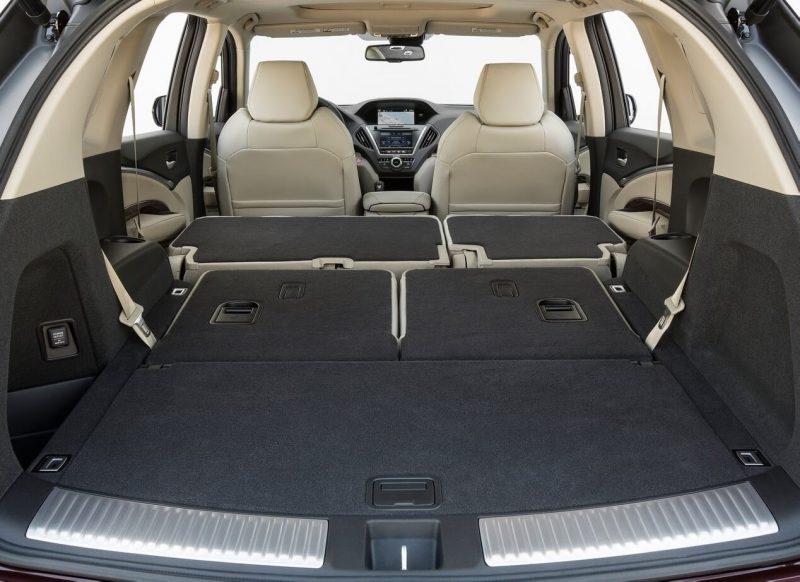 Acura MDX багажник