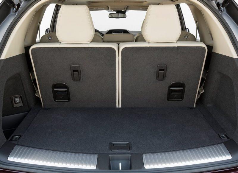 Багажник Acura MDX