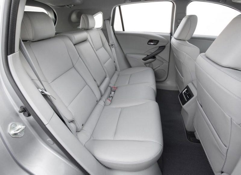 Задний диван Acura RDX