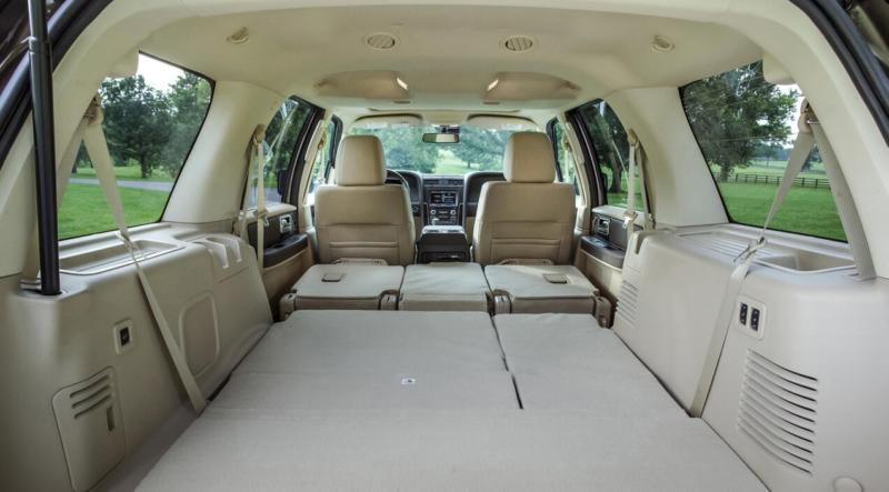 Багажник Lincoln Navigator