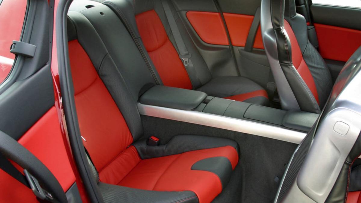 Фото салон Mazda RX-8