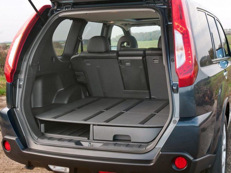Багажник Nissan X-Trail (T31)