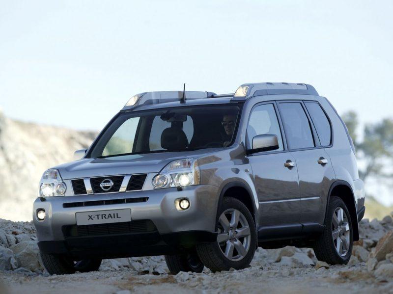 Фото Nissan X-Trail (T31)