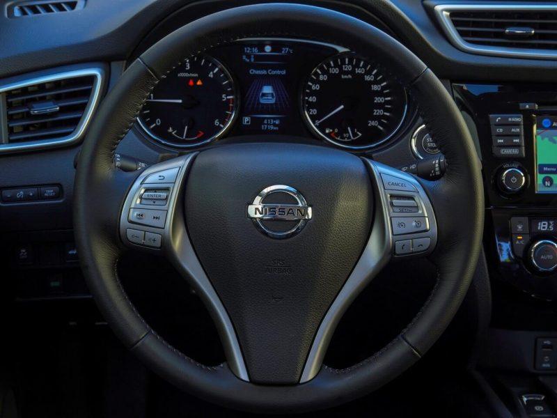 Рулевое колесо Nissan X-Trail (T32)