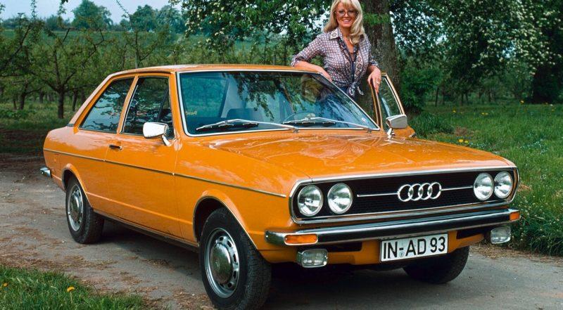 Фото Audi 80 B1
