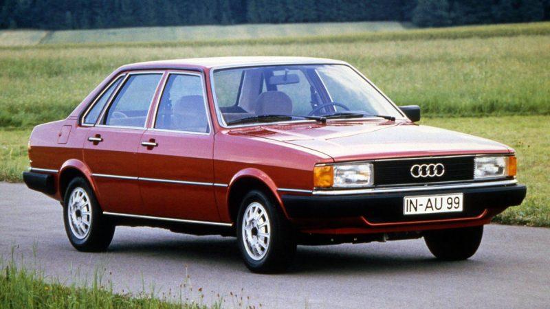 Фото Audi 80 (B2)