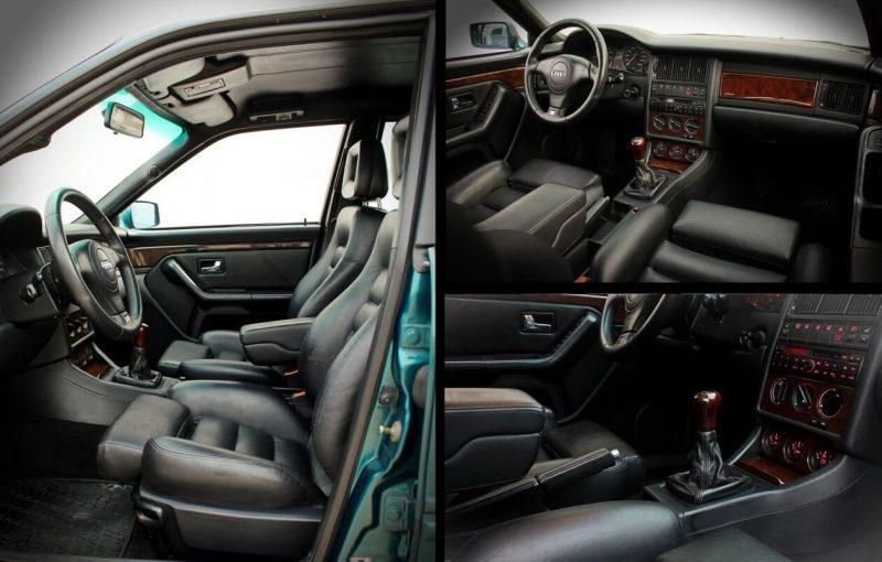 Интерьер Audi 80 B4