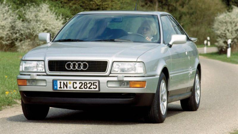 Фотография Audi 80 B4