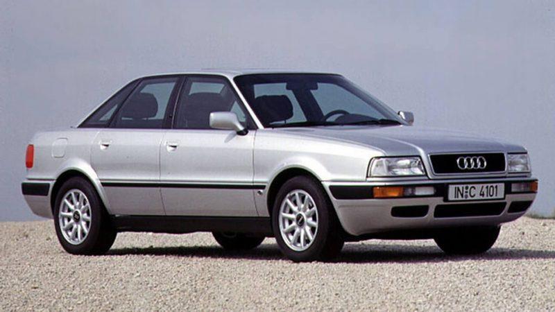 Фото Audi 80 B4